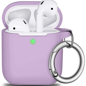 Brand New AirPod Silicon Purple/Pink Case for Sale in Madera, CA