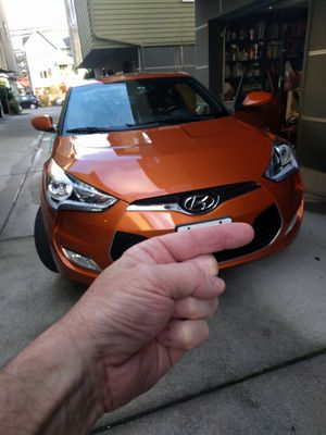 2016 Hyundai Veloster $13,500 for Sale in Seattle, WA