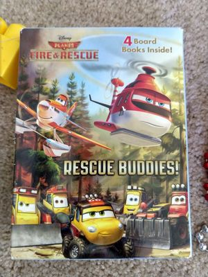 Disney planes fire and rescue 4 board books new for Sale in Fort Worth, TX