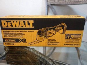 Dewalt 20V Multi-Tool (Tool Only) for Sale in Citrus Heights, CA
