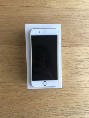 iPhone 6 white/gold ** make offer for Sale in Portland, OR