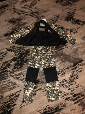 Child Size US Military Cos Play Costume 2-Piece for Sale in Fresno, CA