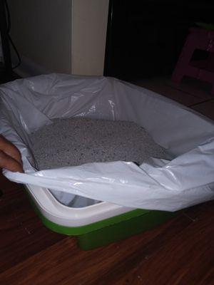 Litter box starter kit for Sale in Norfolk, VA