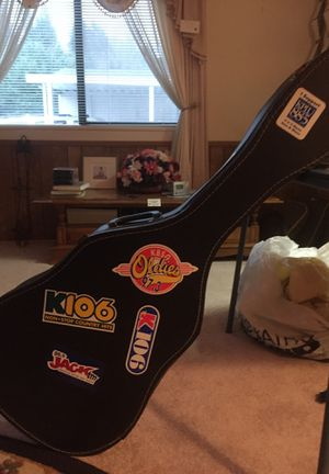 Acoustic guitar Case for Sale in Renton, WA