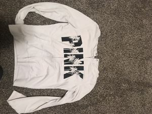 White jacket from Pink, size M for Sale in Sioux City, IA