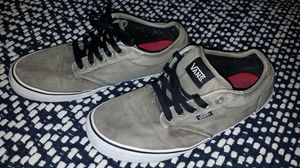 Gray Vans size 11.5 for Sale in St. Peters, MO