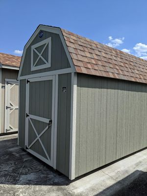 8X12 Lofted barn for Sale in Mulberry, FL