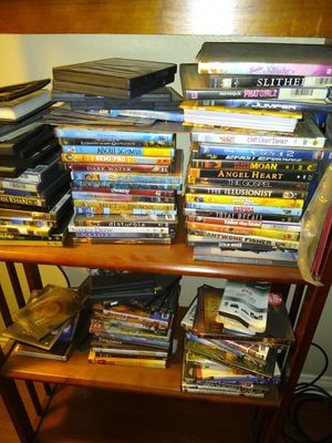 DVD's for Sale in Long Beach, CA