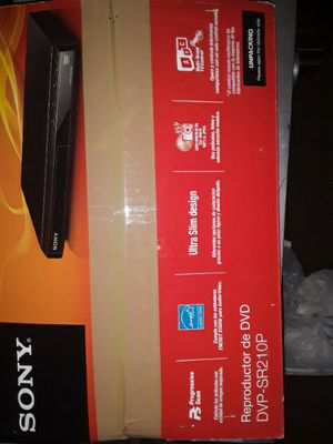 Sony, DVD, Player for Sale in Phoenix, AZ