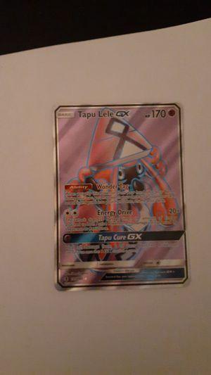 GX EX Secret Full Art Promo Holofoil Cards for Sale in Milton, MA