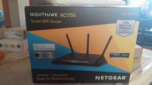 Netgear nighthawk smart wifi router for Sale in Las Vegas, NV