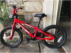 """Red Specialized Hotrock 16"""" (kids bike) for Sale in Austin, TX"""