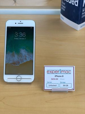 iPhone 8 We Finance ! for Sale in MONTGOMRY VLG, MD