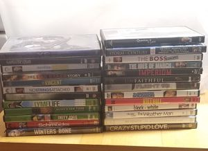 25 dvd movies ,selling all for low price for Sale in Highland, MD