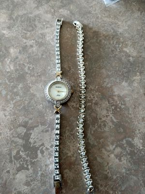 Watch and Bracelet for Sale in Denver, CO
