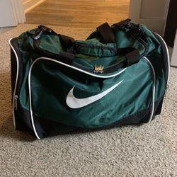 Nike Duffel Bag Green for Sale in Raleigh,  NC