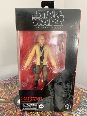 Luke Skywalker and Han Solo Figurines for Sale in Miami, FL