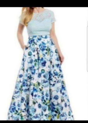 Beautiful prom evening gown homecoming plus size for Sale in Orlando, FL