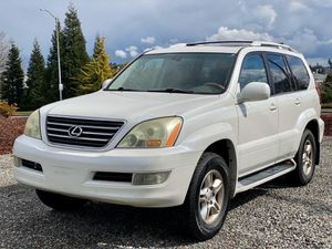 2005 Lexus GX 470 for Sale in Tacoma, WA