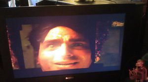 Flat screen 1080p HD TV, Sanyo, plays great, w remote controll for Sale in Columbus, OH