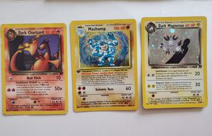 Pokemon Dark charizard Pokémon cards 1 st edition 1999 hologram for Sale in Los Angeles, CA
