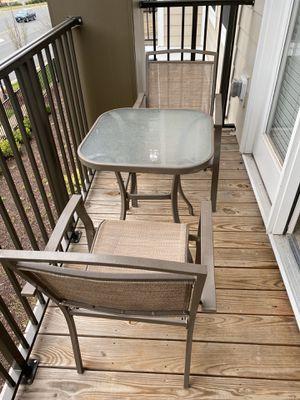 Balcony set all included for Sale in Manassas, VA