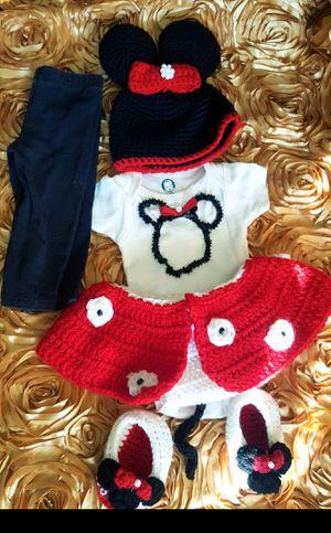 Minnie Mouse baby costume for Sale in La Habra, CA