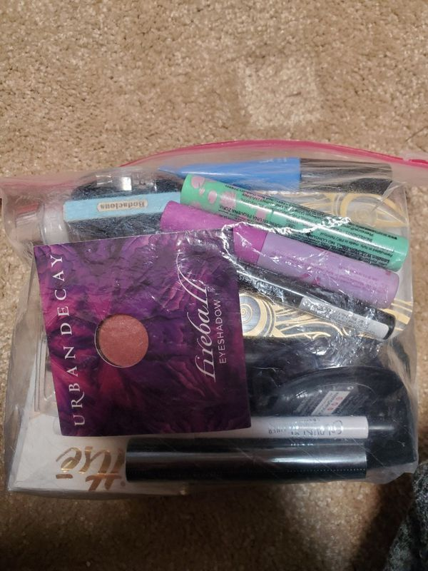 Beauty Products and Make-up- Birchbox & Ipsy