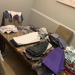Moving Out Sale!!! Leggings, Tops, Sweaters, Cardigans, Jumpers, Rompers, Sweatshirts, Pullovers, Shorts, Skirts, Dresses for Sale in Kennesaw, GA