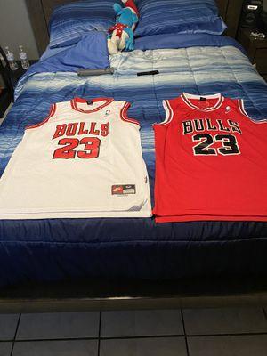 2 jordan Jersey for Sale in Kissimmee, FL
