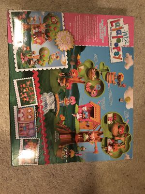 Rare mini Lalaloopsy treehouse playset for Sale in Murphy, TX