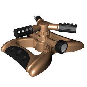 Gentle Drops Metal 3-Arm Sprinkler for Sale in Las Vegas, NV