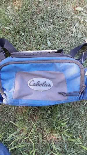 Cabelas fly fishing bag for Sale in Loganton, PA