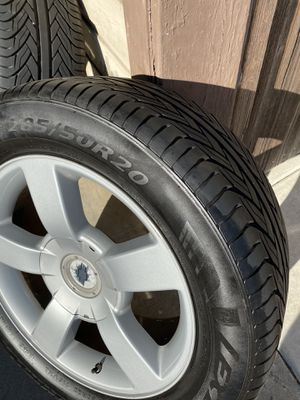 GM OEM SS Silverado Rims for Sale in El Segundo, CA