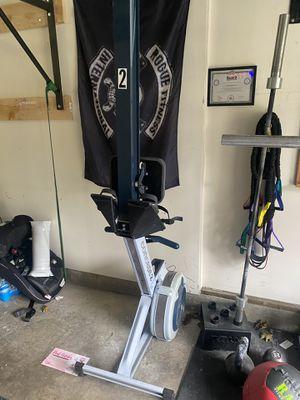 Concept 2 rower pm3 for Sale in Tenino, WA