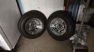 Trailer tires and rims for Sale in Riverside, CA