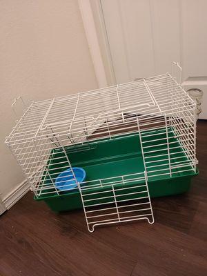 Pet lodge guinea pig, rabbit, chinchilla cage for Sale in Auburn, WA
