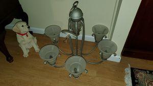 Silver Chandelier for Sale in New Brunswick, NJ