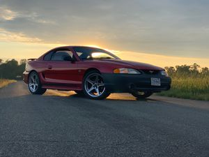 94 Ford Mustang GT 5.0 5 speed manual for Sale in Mechanicsville, VA