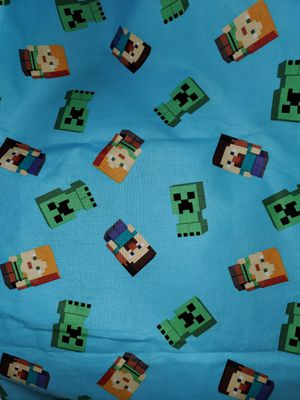 Minecraft fabric for Sale in Dixon, MO