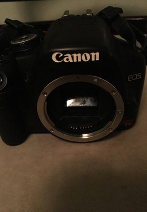 Canon Rebel T1i Eos Professional Digital Camera for Sale in Peachtree Corners, GA