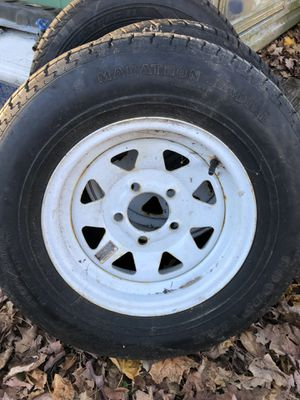 Trailer tire for Sale in Pepperell, MA
