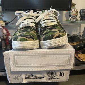 Bapestas Shoes for Sale in Port Lavaca, TX