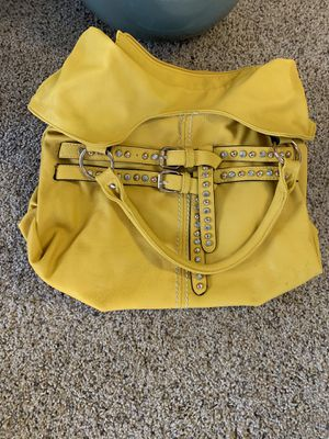Large versatile handbag with bling for Sale in Fort McDowell, AZ