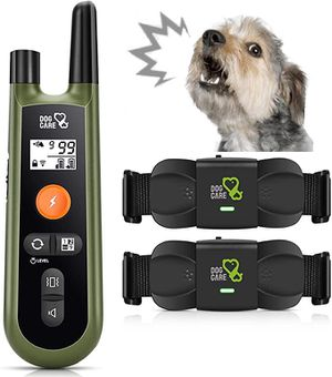 Murrieta (LOS ALAMOS & HANC0CK) PICK UP ONLY ‼️BRAND NEW‼️BRAND NEW‼️ (RETAILS FOR $70.00) Dog Training Collar with Remote - Rechargeable Training Co for Sale in Murrieta, CA