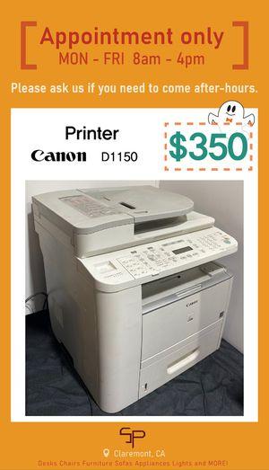 Printer Copier Fax Scanner Canon imageCLASS D1150 for Sale in Pomona, CA