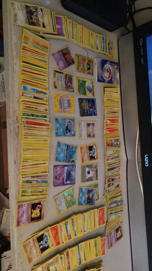 Pokemon cards for Sale in Tacoma, WA