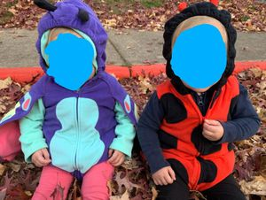 Carter's Ladybug and Butterfly costumes for Sale in Wilsonville, OR