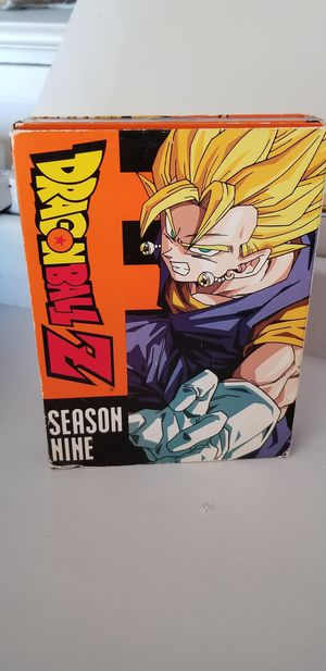 Collectible DragonBall Z. Entire Season 9 in Excellent Condition for Sale in Ontario, CA