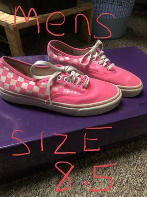 Vans men's shoes for Sale in Olivette, MO